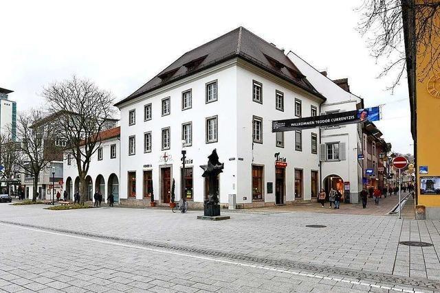Im Dokumentationszentrum soll die NS-Vergangenheit Freiburgs aufgearbeitet werden