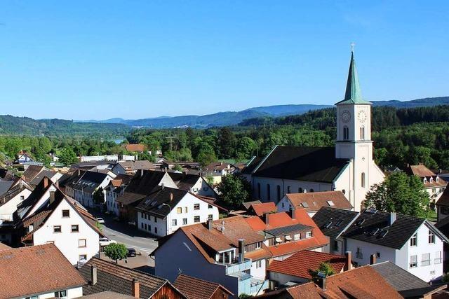 Schwörstadt arbeitet an Ideen für eine attraktive Ortsmitte