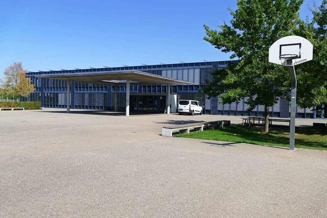 Es gibt Überlegungen, das Neuenburger Kreisgymnasium zu erweitern