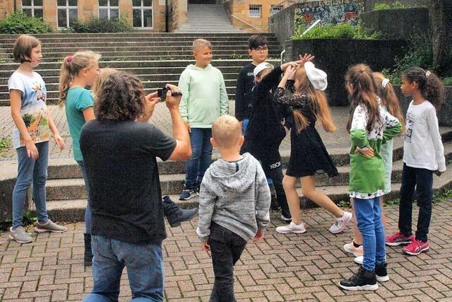 Kinder gehen in Wehr gegen Mobbing vor