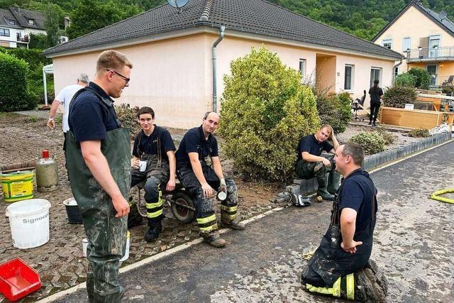 Kehler Feuerwehrkommandant: