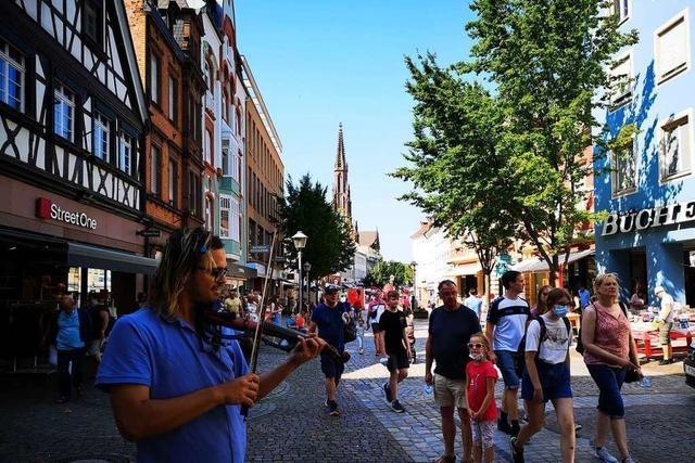 Verkaufsoffener Sonntag: Echter Test für das neue Offenburger Einkaufsdreieck