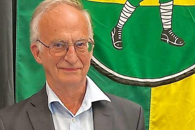 Thomas Honeck ist nun Ehrenbürger der Stadt Todtnau