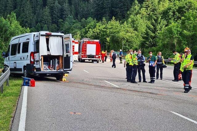 Zwei Todesopfer nach Wendemanöver auf der B 31 im Höllental