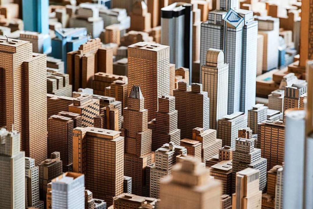 Die Großstadt ist kein Sehnsuchtsort.  | Foto: Nicolas Armer
