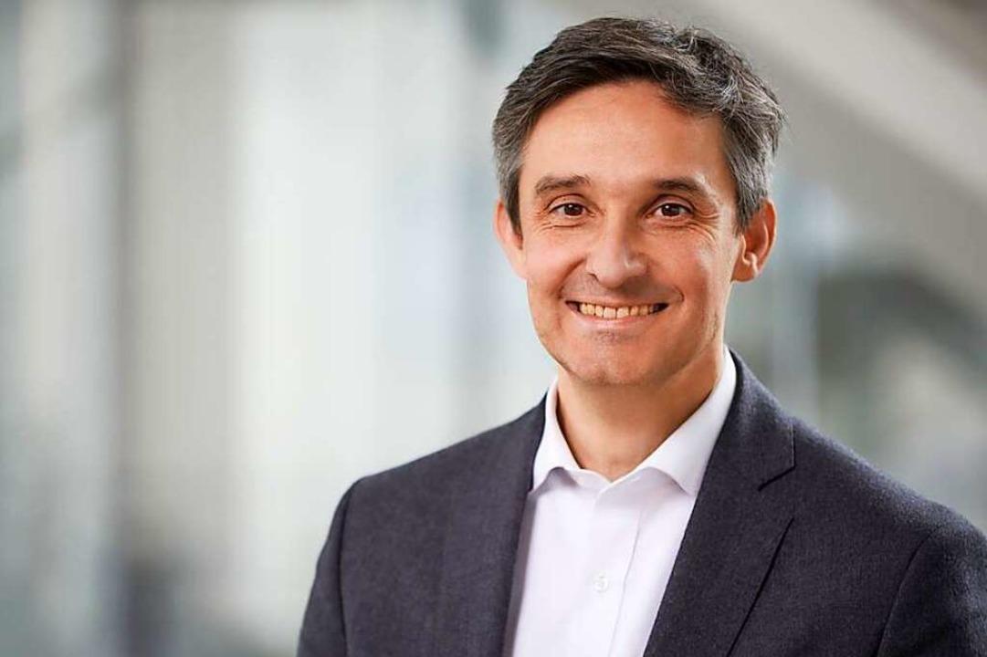 Steffen Auer war seit Juli 2011 Präsident der IHK Südlicher Oberrhein.  | Foto: IHK Südlicher Oberrhein/Michael Bode