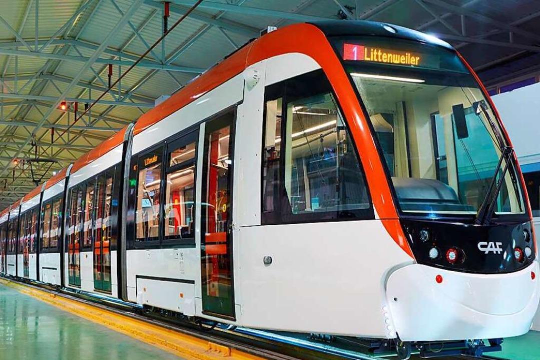 Die Idee, die Stadtbahn Littenweiler z...n, stammt aus dem letzten Jahrtausend.    Foto: CAF