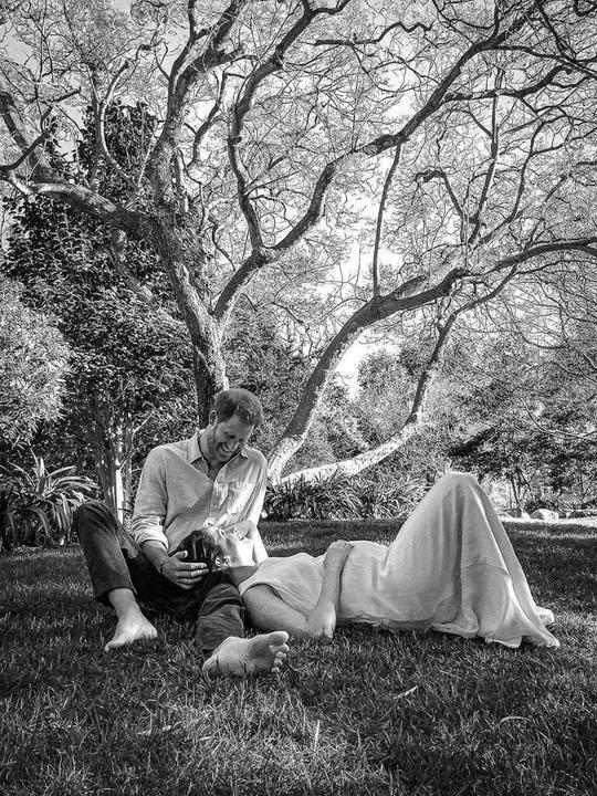 Harry und Megan im Februar diesen Jahres.  | Foto: Misan Harriman, The Duke And Duch (dpa)