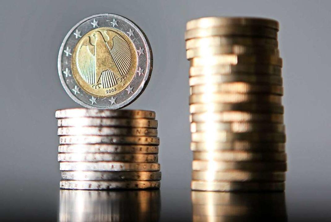 Es soll mehr investiert und die Steuerlast sinnvoll gesenkt werden.  | Foto: Oliver Berg