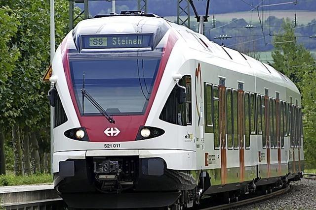 Frey: Bahn-Halt bei Klinik früher möglich