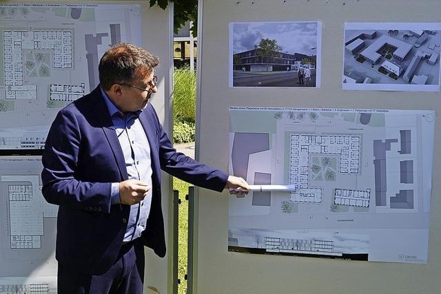 Neues Zentrum für Gesundheit und für Gengenbach