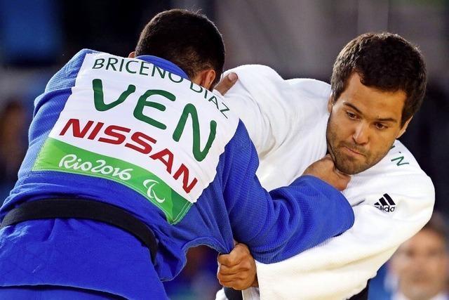 Judoka Nikolai Kornhaß für die Paralympics nominiert