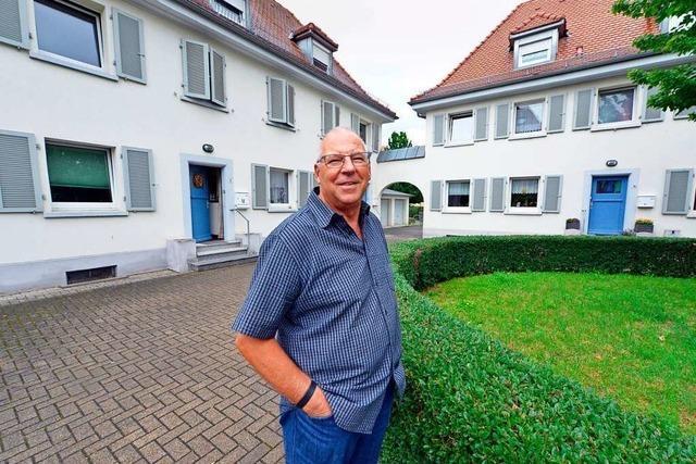 Wolfgang Keffer kennt den Bürgerverein Brühl-Beurbarung seit der Anfangszeit