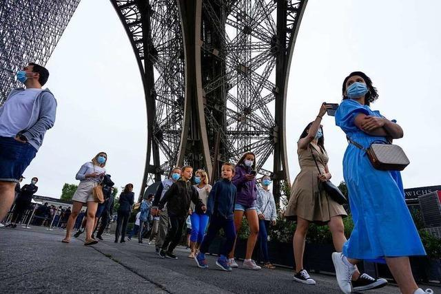 Ab heute gelten schärfere Corona-Regeln in Frankreich
