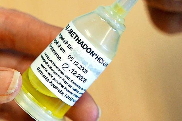 Weite Wege für Drogenabhängige aus dem Landkreis zum Methadon