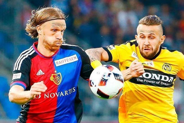 Der FC Basel startet runderneuert in die Saison