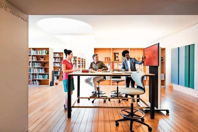 Von der Idee bis zum fertigen Produkt: Wie entsteht ein Bürostuhl?