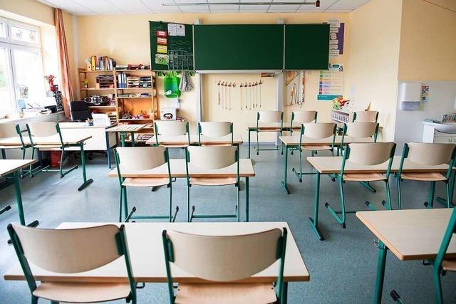 Zwei Schulklassen sind in Grenzach-Wyhlen in Quarantäne