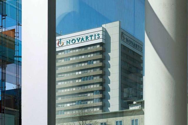 Basler Pharmakonzern Novartis legt deutlich zu und setzt weiter auf Curevac-Impfstoff