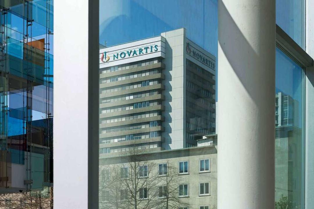 Eine Impression aus dem Basler Novartis Campus  | Foto: Novartis