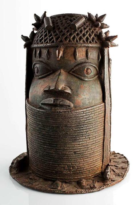 Neben dem Stuttgarter Lindenmuseum wol...ronzen aus Benin in ihrem Besitz sind.    Foto: Carolin Breckle (dpa)