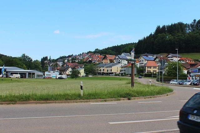 Elzach will auf den Biederbachwiesen eine dritte Tankstelle bauen