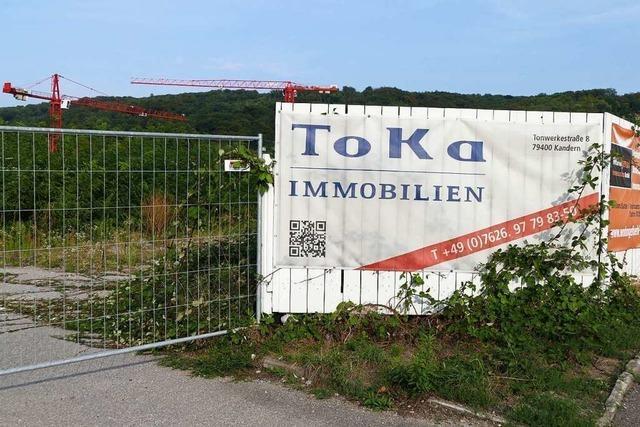 Das Toka-Areal am Hörnle in Grenzach-Wyhlen ist verkauft