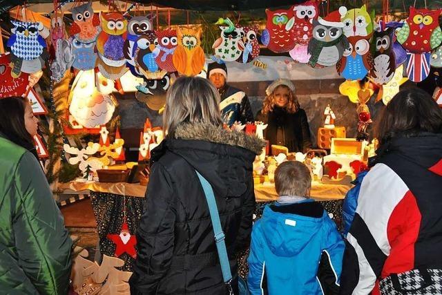 Weihnachtsmarkt in March fällt nochmal aus