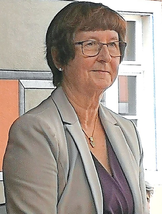 Elfriede Stöberl  | Foto: Elke Kamprad