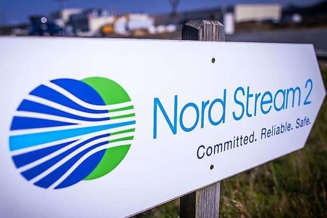 Außen- und Umweltpolitiker kritisieren Einigung zu Nord Stream 2