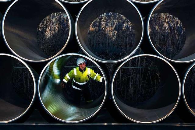 USA und Deutschland einigen sich im Streit um Nord Stream 2