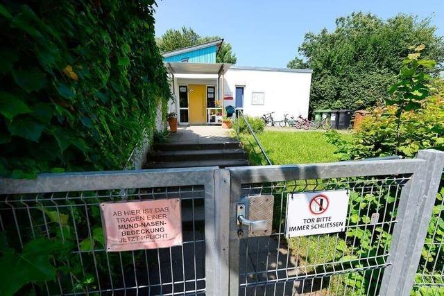 In Freiburg-Waltershofen gibt es zu wenige Betreuungsplätze