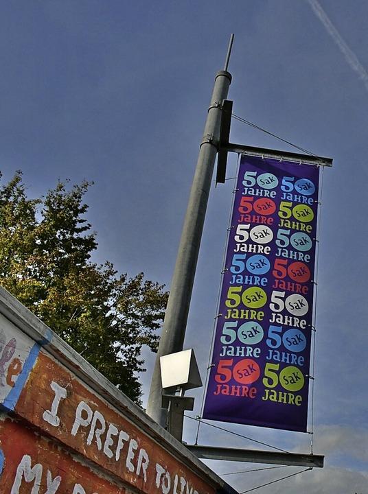 Der SAK – das Foto entstand beim...ss mit der Stadt über Geld verhandeln.  | Foto: Barbara Ruda
