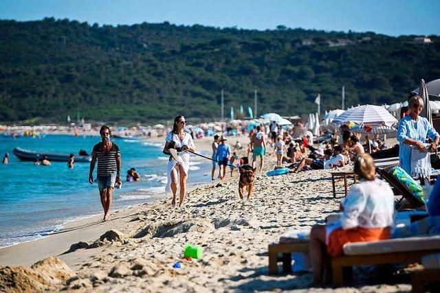 Die Urlaubsregionen in Südfrankreich entwickeln sich zu Virenschleudern