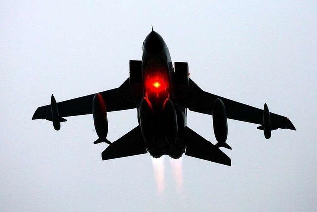 Tornado-Kampfjets donnern über Waldkirch und Elztal