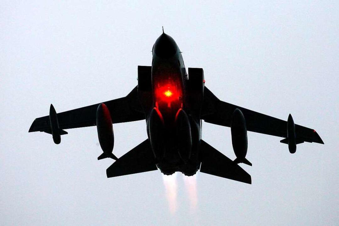 Tornado-Jet (Symbolbild)  | Foto: Carsten Rehder