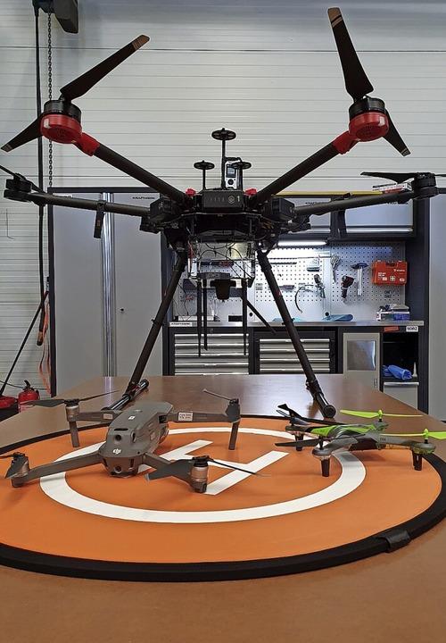 Flugroboter machen vor allem  Fotos und Videos  | Foto: Deutschen Kompetenzzentrum für Rettungsrobotik