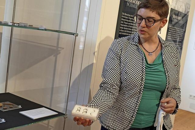 Das Lahrer Stadtmuseum zeigt die Ausstellung Ausgegraben und Ausgestellt