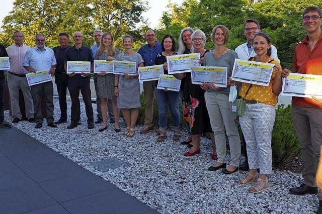 Hieber-Stiftung unterstützt soziale Initiativen