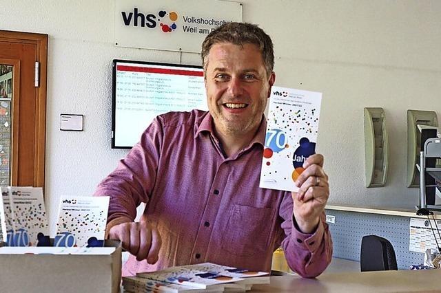 VHS setzt wieder, aber nicht nur, auf Präsenzkurse