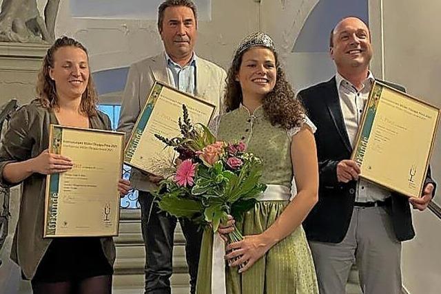Erfolge mit Müller-Thurgau