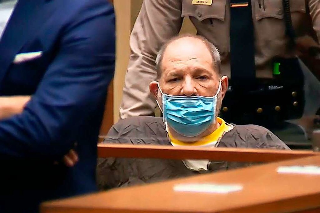Harvey Weinstein vor Gericht  | Foto: Uncredited (dpa)