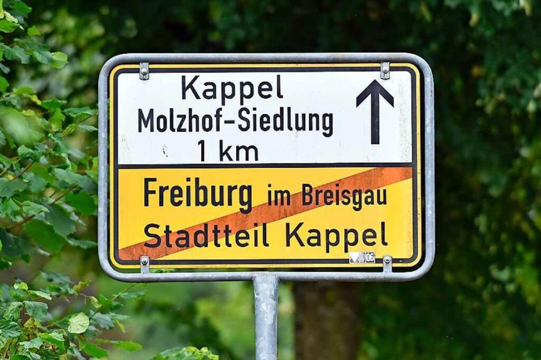 Für den Abschnitt der Großtalstraße am...g gibt es die Forderung nach Tempo 30.  | Foto: Michael Bamberger