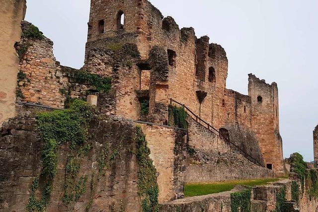 Zuerst war die Hochburg eine Burg – dann wurde sie zur Festung