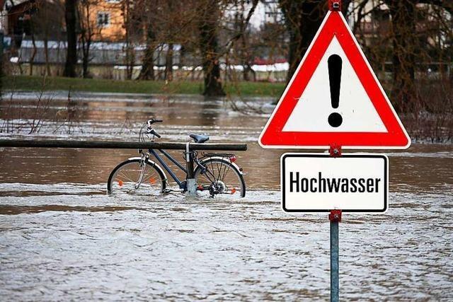 In Teningen gelten elf Bereiche im Hochwasserfall als riskant