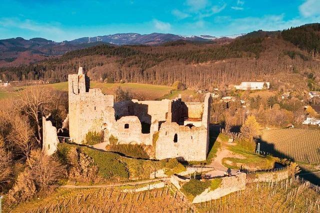 Die BZ startet eine Serie über Burgen in der Region