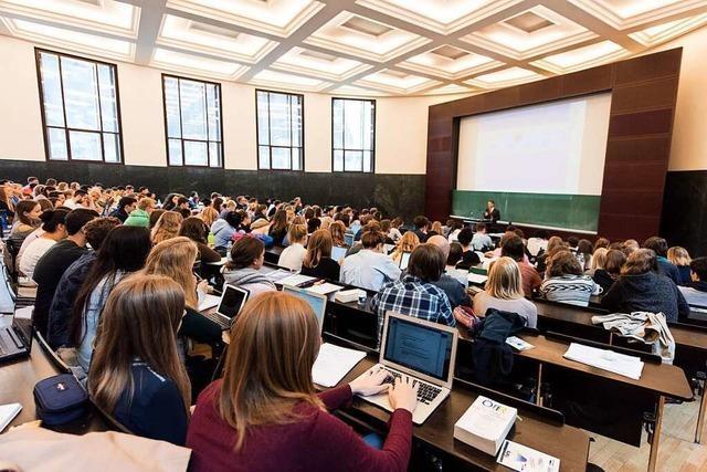 Hochschulen planen fürs Studieren ohne Abstand im Wintersemester