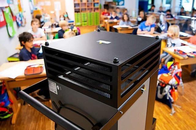 Gundelfinger Grundschule soll mit CO<sub>2</sub>-Ampeln ausgerüstet werden
