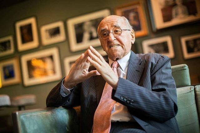 Moderator Alfred Biolek mit 87 Jahren gestorben