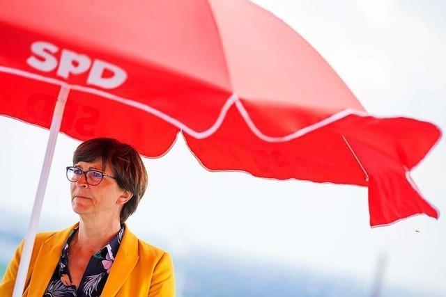 Die Sozialdemokraten profitieren von den Fehlern ihrer Konkurrenz
